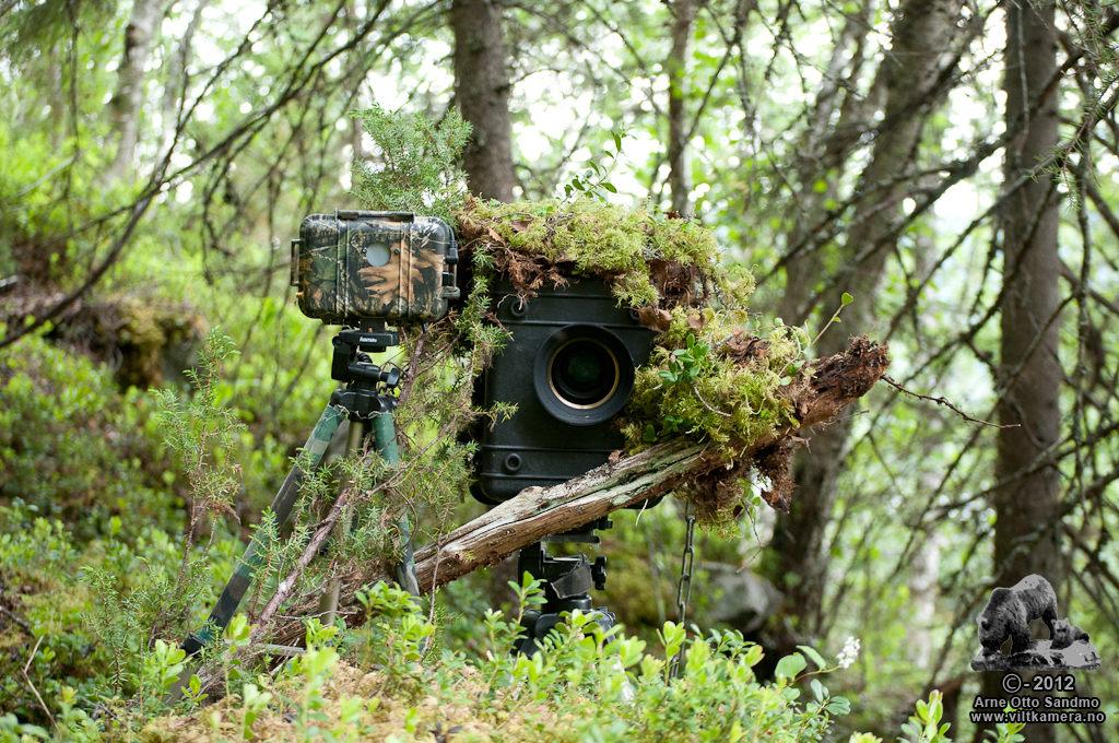 Kameraoppsettet