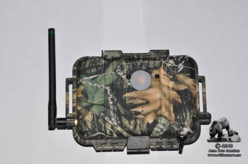 Trådløs sensor for SLR-kamera