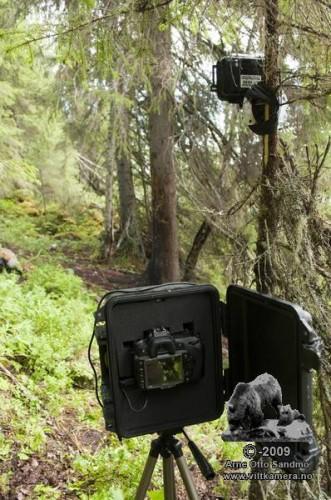 Kamera 7: SLR-system Nikon D90/D300