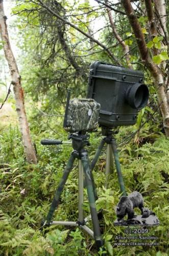 Kamera 8: Kamerasystem for Nikon D300