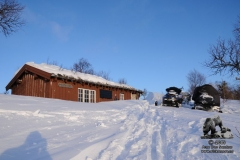 Jakttur Kviltjønna februar 2009