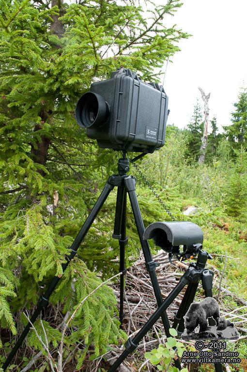 Sennheiser MKE400 tilkoblet videosystemet