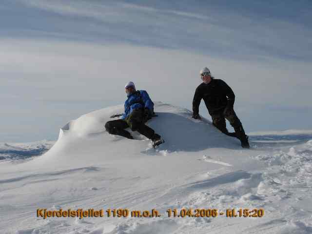 Kjerdelsfjellet